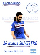Matias Silvestre - Ingaggio: 1 milione di euro - Scadenza contratto: 2020
