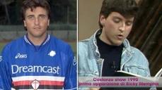 """La somiglianza tra Stefano """"Frigo"""" Casale e l'attore Ricky Memphis"""