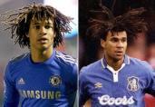 Ruud Gullit e Nathan Aké, difensore classe 1995 del Chelsea.