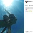 Luka Krajnic festeggia su Instagram l'anniversario con la sua fidanzata