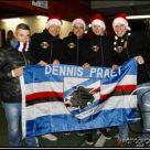 I componenti del Dennis Praet fan club on tour.