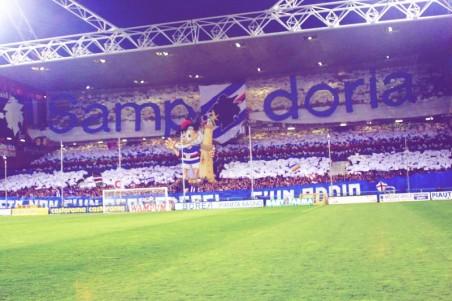 Sampdoria - Genoa del 2003