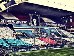 Sampdoria - Juventus del 2003/2004