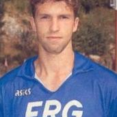 Umberto Calcagno (Chiavari, 6 settembre 1970) – Centrocampista cresciuto nella Sampdoria, ha fatto il suo esordio in serie A nell'anno dello scudetto giocando titolare nell'unico ko esterno (a Lecce) di quella magica stagione. Totale: 2 presenze, 0 gol