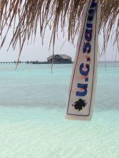 Paolo Rebok, Maldive