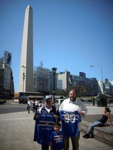Sergio Cruz Castillo e Pietro Sorba da Buenos Aires (Argentina)