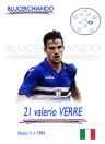 Valerio Verre - Ingaggio 450 mila euro - Scadenza contratto 2021