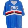 Maglia blu 1990/1991