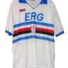 Maglia bianca 1990/1991