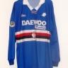 Maglia blu 1998/1999