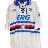 Maglia bianca 1994/1995