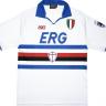Maglia bianca 1991/1992