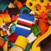 Giocare con i quattro colori...
