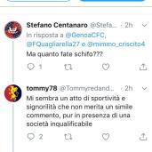 Twitter Quagliarella Genoa12