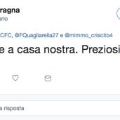 Twitter Quagliarella Genoa1
