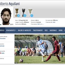 34 anni, centrocampista centrale (Italia)